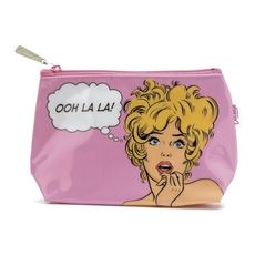 Comic Woman Wash Bag