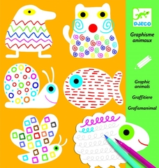 Graphic Animals