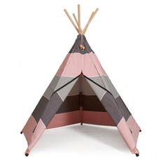 HippieTipi playtent New North - Rose
