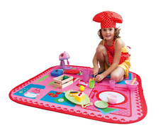 Pop It Up: Playmat - Kitchen