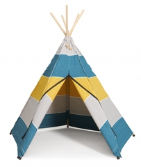 HippieTipi playtent Polar - Petrol