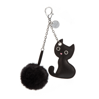 Kitty Bag Charm