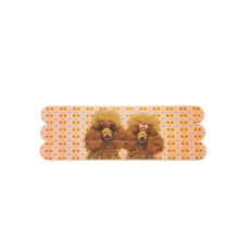 Poodle Love Nail Files (3 st)