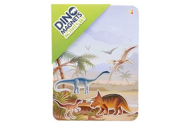 Dinosaur Magnets Activity Set