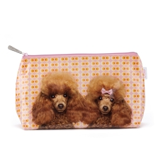 Poodle Love Washbag