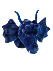 Blue Dragon head