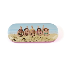 Beach Women Glasses Case
