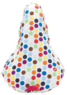 Liix Saddlecover Polka Dots Big Mix