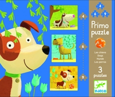 Primo puzzle Dogs