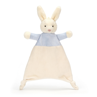 Star Bunny Blue Soother
