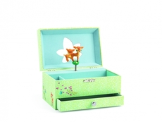 Music box, Fawn´s song