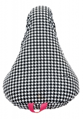 Liix Saddlecover Houndstooth
