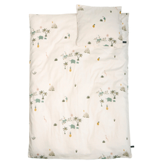Adult Bedding - GOTS - Tropical